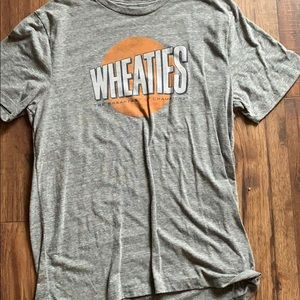 Wheaties shirt